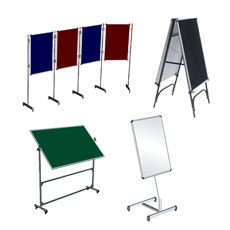 Stand for display/writing Boards