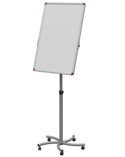 Flip Chart Stand With Board FCS-02 Curve Base Stand